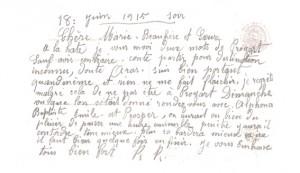 Fuchs + Henne Text (franz+deutsch) (Text geprüft)